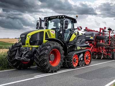 claas factory tour